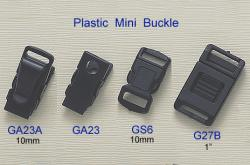 Plastic Mini Buckle