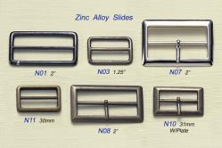 Zinc Alloy Slides-1