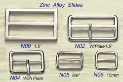 Zinc Alloy Slides-2