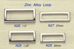 Zinc Alloy Loop