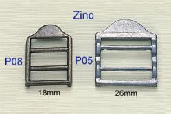 Ladder Slides - Zinc