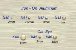 Iron-on Aluminum-1