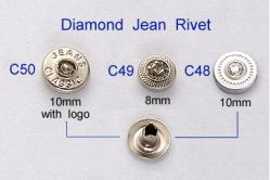 Diamond Jean Rivet