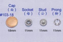 Prong Snap Button-10