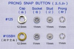 Prong Snap Button-12