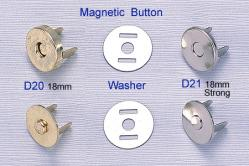 Magnetic Button-1